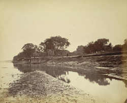 The Sutti Chowra Ghat, Cawnpore.
